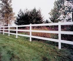 3 Rail Fence 8 Long Material List At Menards