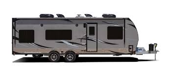 rv review atc 8528 fb toy hauler