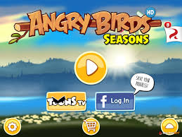 SAVE GAME OF ANGRY BIRDS SEASONS WITH GAME Version Download ...