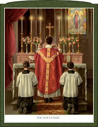 People Should Not Say The Altar Boy's Part At Low Latin Mass ...