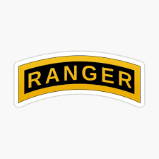 Airborne Ranger Stickers Redbubble