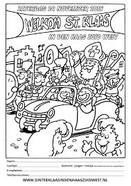 Sinterklaas Den Haag Zuidwest Dierenselaan Leyweg Betje