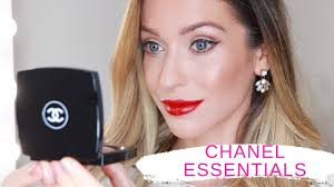 chanel beauty essentials makeup