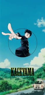 anime boys kageyama ritsu mob psycho