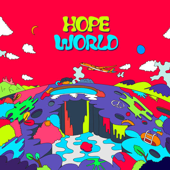 Hope world album cover