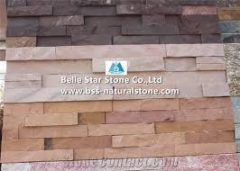 stone sandstone ledge stone panels