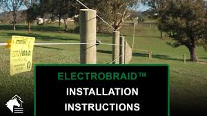 Electrobraid Installation Instructions Youtube
