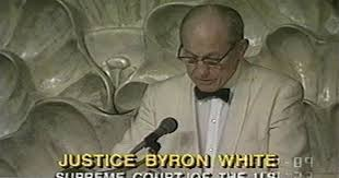 Supreme Court Justices: Byron White | C-SPAN.org