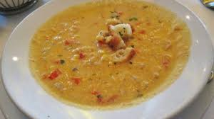 Boston Lobster Corn Chowder Recipe a ...