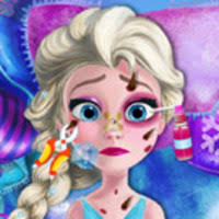 play frozen makeup on najox