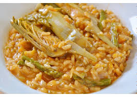 arroz meloso con verduras thermomix