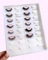 Faux Mink Lashes - Sass – Lashes By Lucy