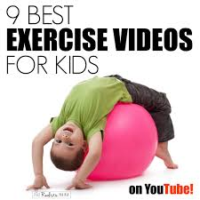9 best exercise videos for kids the