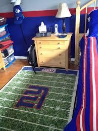 Ny Giants Rug Giants Bedroom Ny Giants Kids Room