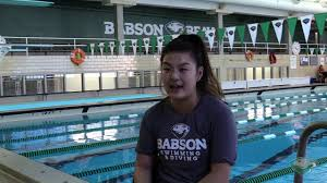 2018-19 Babson Swimming & Diving Season Preview - YouTube