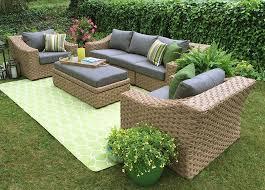 garden furniture trends to 2019