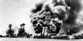 footage of pearl harbor ese attack aftermath business insider