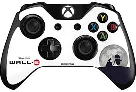 Amazon Com Skinit Decal Gaming Skin Compatible With Xbox One Controller Officially Licensed Disney Wall E Design Electronics