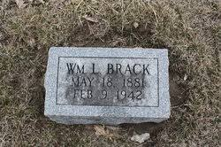 William Leonard Brack (1881-1942) - Find A Grave Memorial
