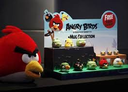 Angry Birds' new chief bets on Hollywood to boost flagging sales - The  Globe and Mail