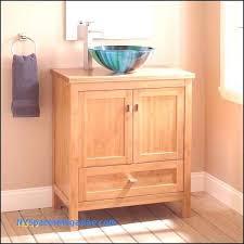 white distressed wood bathroom