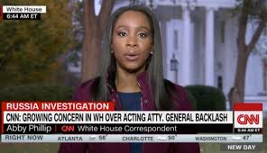 CNN's Abby Phillip: Trump Hired Matt Whitaker as Acting AG Because of His  Anti-Mueller Rants on TV
