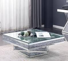 china mirrored coffee table