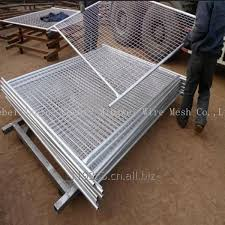 Cheap Hot Dipped Galvanized Temporary Fence Australia Standard Temporary Fence Panels Hot Sale Buy In Shijiazhuang