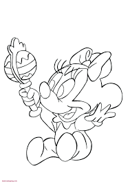 play mickey mouse coloring games