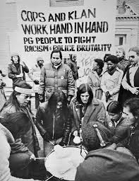 Native American join Terrence Johnson protest: 1979 | Flickr