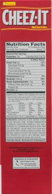 real chease snack ers 13 7 oz