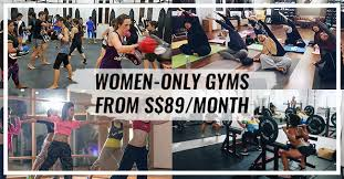 11 women only singapore gyms for s