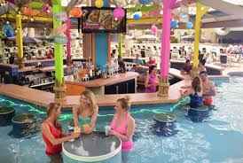 wisconsin dells swim up bars dells