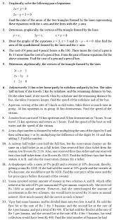 class 10 important questions for maths