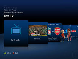 Sky Player for Xbox pegged for October