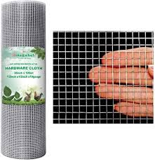 Amazon Com Amagabeli 36inx50ft 1 2 In 19gauge Hardware Cloth Galvanized After Welded Cage Mesh Rolls Square Chicken Wire Netting Raised Garden Rabbit Fence Snake Fencing Rodent Animals Weasel Moles Raccoons Garden