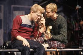Original Rent Stars Anthony Rapp and Adam Pascal Reunite on Stars in the  House July 22 | Playbill