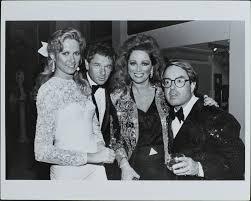 Shelly Smith, Rochard Cohen, Jackie Collins, Allan Carr ORIGINAL PHOTO  HOLLYWOOD | eBay