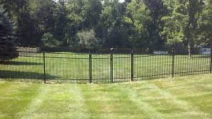 Protection Fence Co Aluminum Fences Protection Fence Co