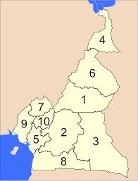 Regions of Cameroon - Wikipedia