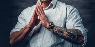 Tatuaz Na Przedramieniu Meski Jaki Wzor Wybrac Elle Man