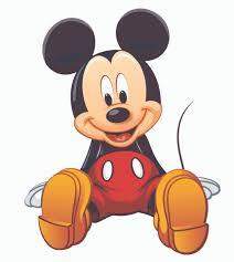 Design With Vinyl Sitting Mickey Mouse Disney Cartoon Customized Wall Decal Wayfair