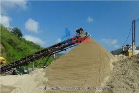 Nhu cầu sử dụng cát bê tông tại nhiều công trình, dự án ở TPHCM ...