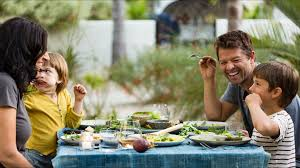 Misha Collins' guide to tackling family meals   king5.com
