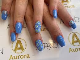 nails picture of aurora cardiff