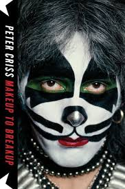 my life in and out of kiss by peter criss