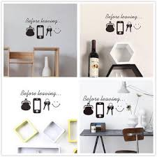 Vogue Self Adhesive Modern Wallpaper 1x Reminder Wall Stickers Wall Art Door Decals Buy At A Low Prices On Joom E Commerce Platform