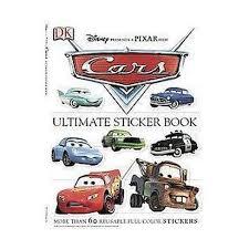 Cars Ultimate Sticker Books Paperback By Dorling Kindersley Inc Target
