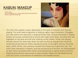 kabuki makeup meaning saubhaya makeup