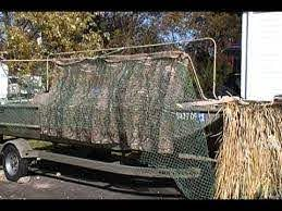 Be Plan Youtube Duck Boat Blinds